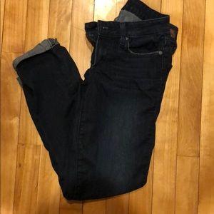 Paige Pre-Cuffed Jeans